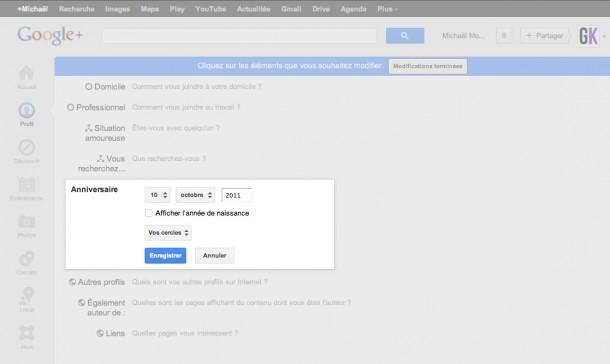 Rappel Anniversaire Google Plus - Geekorner - 003