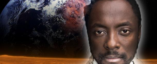 La musique de Will.i.am diffusée sur Mars
