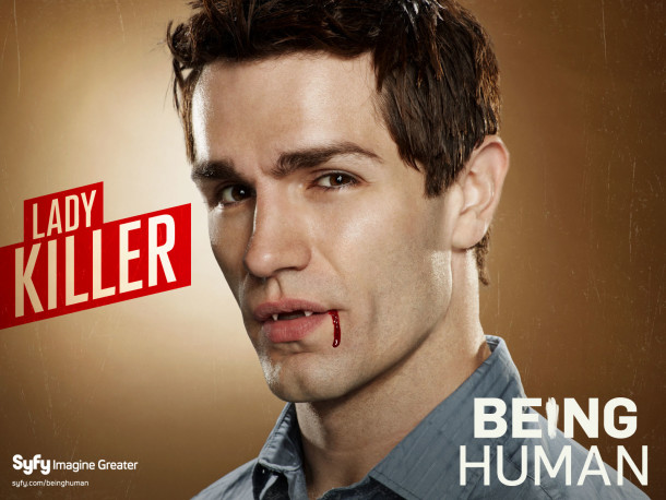 Sam Witwer - Being Human