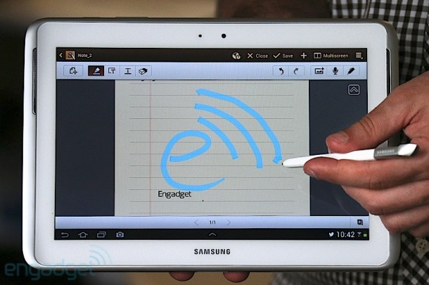 Samsung Galaxy Note 10.1 - 006