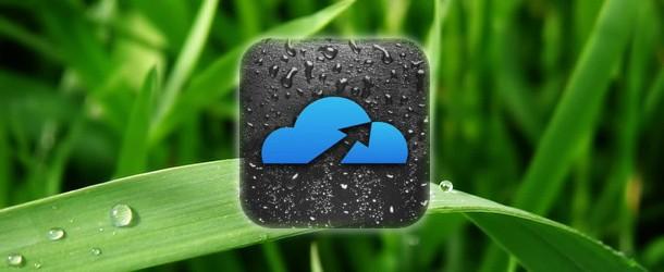 iPhone : Météo version Retour Vers le Futur