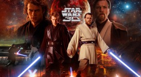 Star Wars revient au cinma en 3D fin 2013