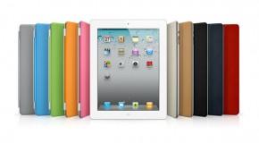 iPad : Une Smart Cover avec Écran Tactile ?