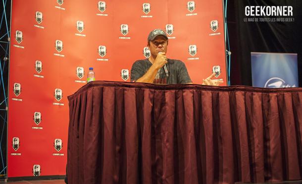 Adam Baldwin Comiccon Montréal 2012 - Geekorner - 007