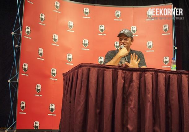 Adam Baldwin Comiccon Montréal 2012 - Geekorner - 011
