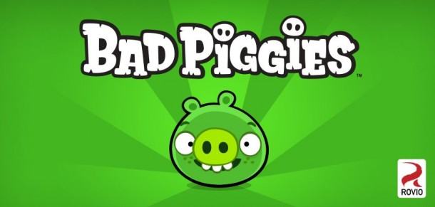 Bad Piggies Logo - Geekorner