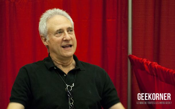 Brent Spiner Comiccon Montréal 2012 - Geekorner - 002