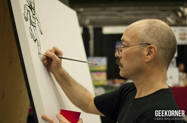 Comiccon Montreal 2012 - Jour 1 - Geekorner- 11