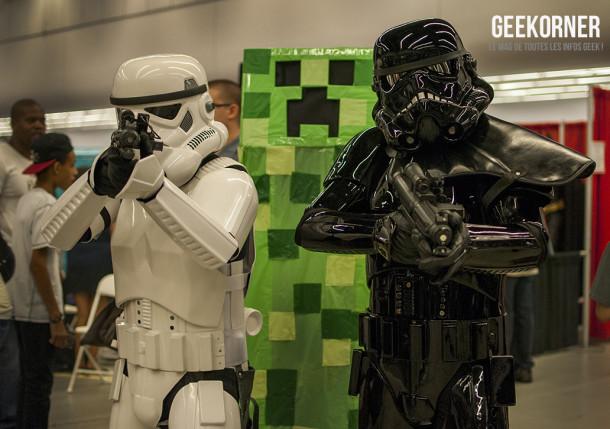 Comiccon Montreal 2012 - Jour 1 - Geekorner- 14