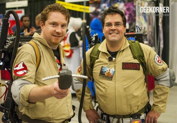Comiccon Montreal 2012 - Jour 1 - Geekorner- 15