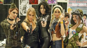 Comiccon de Montral 2012 : Photos de lOuverture