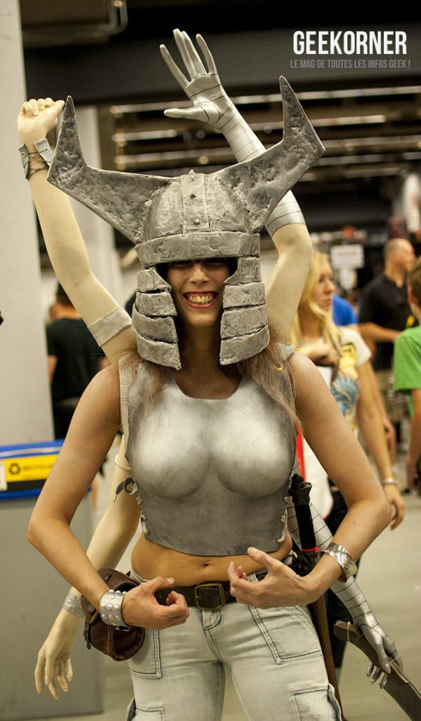 Cosplay Comiccon Montréal 2012 - Geekorner - 039