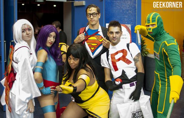Cosplay Comiccon Montréal 2012 - Geekorner - 045
