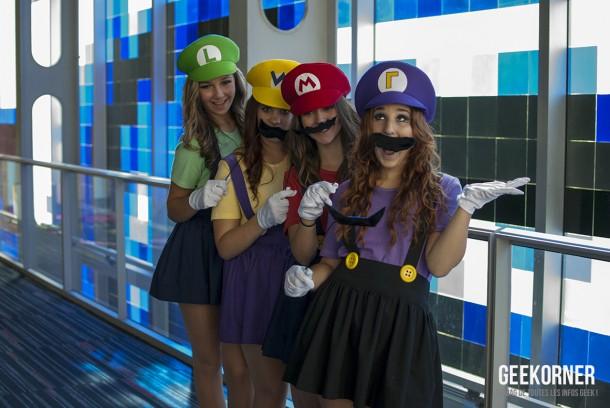 Cosplay Comiccon Montréal 2012 - Geekorner - 067