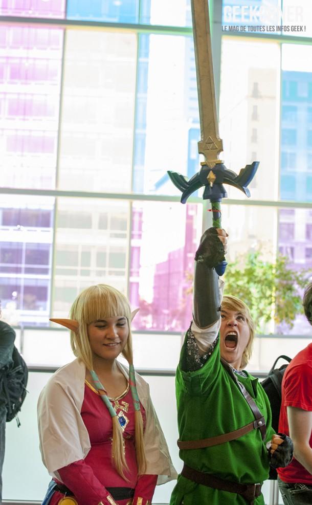 Cosplay Comiccon Montréal 2012 - Geekorner - 068