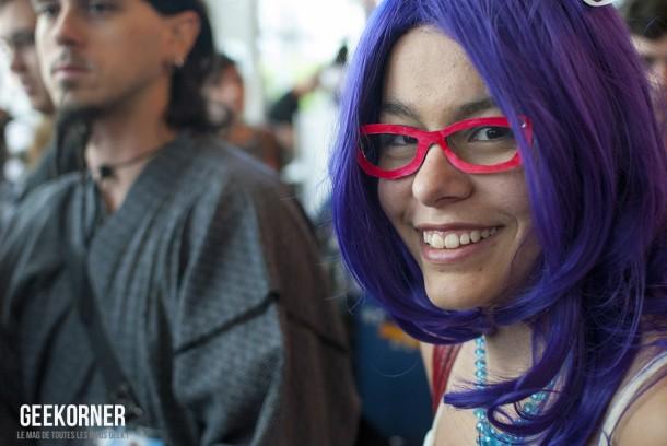 Cosplay Comiccon Montréal 2012 - Geekorner - 070
