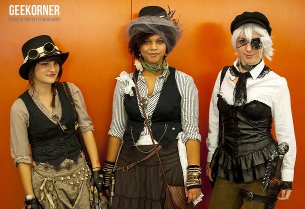 Cosplay Comiccon Montréal 2012 - Geekorner - 071