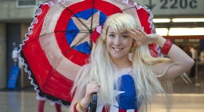 Comiccon de Montréal 2012 : 95 Cosplay en Photos