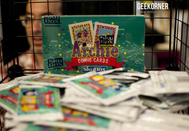 Dan Parent - Comiccon Montréal 2012 - Geekorner - 001