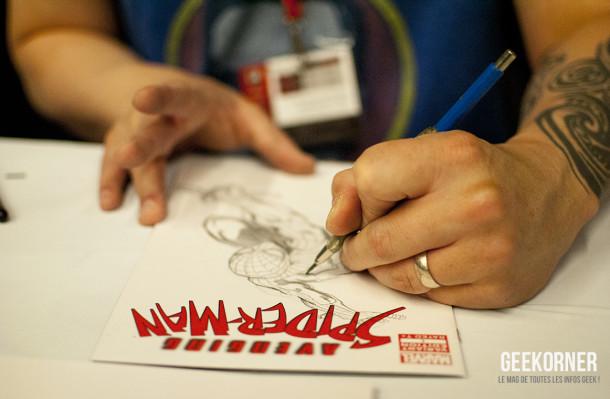 David Finch - Comiccon Montréal 2012 - Geekorner - 005