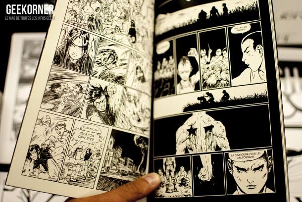 Front Froid - Comiccon Montréal 2012 - Geekorner - 001