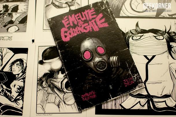 Front Froid - Comiccon Montréal 2012 - Geekorner - 003
