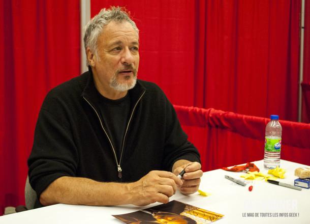 John de Lancie - Comiccon Montréal 2012 - Geekorner - 001