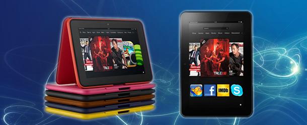 Kindle Fire HD : Nouvelles Tablettes Amazon en Détails