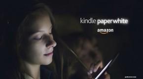 Kindle Paperwhite : Liseuse rétro éclairée à 119 $