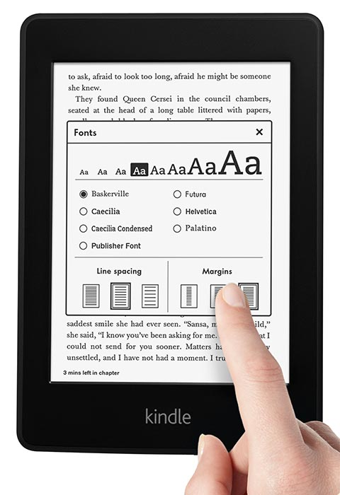 Kindle Papewhite - Geekorner - 003
