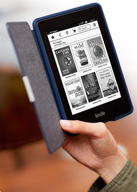 Kindle Papewhite - Geekorner - 006