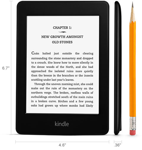 Kindle Papewhite - Geekorner - 008