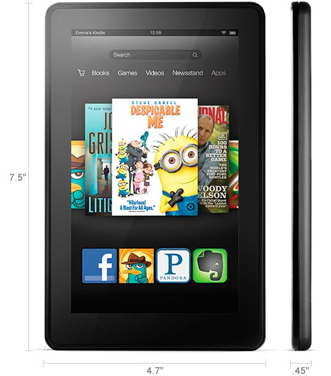 Nouveau Kindle Fire 7 - Geekorner - 007