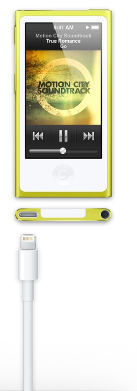 Nouveau iPod Nano 7 - Geekorner - 005