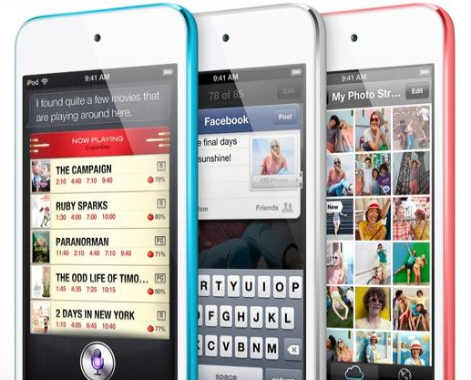 Nouveau iPod Touch 5 - Geekorner - 002