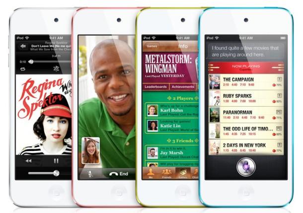 Nouveau iPod Touch 5 - Geekorner - 004