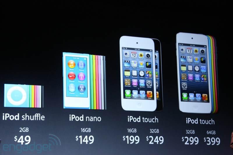 nouveau ipod touch 5   tout ce qu u2019il faut savoir