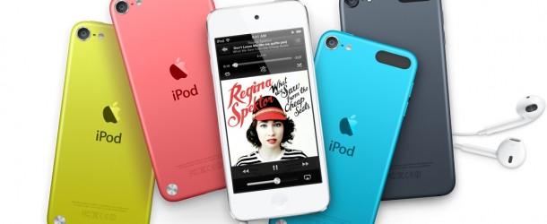Nouveau iPod Touch 5 : Tout ce qu'il faut savoir