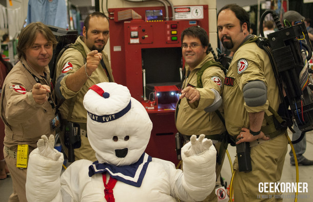 SOS Fantomes- Comiccon Montréal 2012 - Geekorner - 019