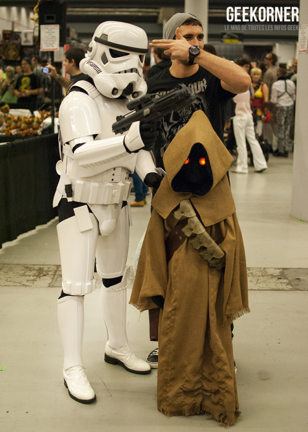 Star Wars - Forteresse Impériale du Québec - Comiccon Montréal 2012 - Geekorner - 001