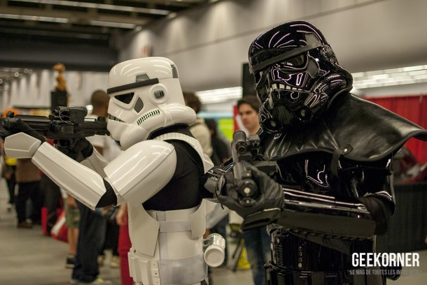 Star Wars - Forteresse Impériale du Québec - Comiccon Montréal 2012 - Geekorner - 003