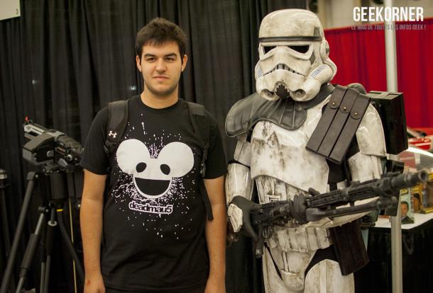 Star Wars - Forteresse Impériale du Québec - Comiccon Montréal 2012 - Geekorner - 005