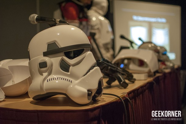 Star Wars - Forteresse Impériale du Québec - Comiccon Montréal 2012 - Geekorner - 006
