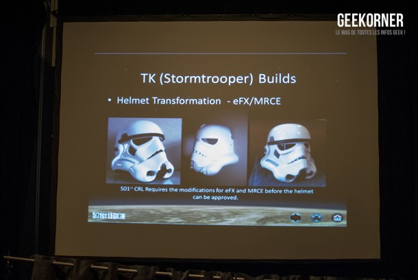 Star Wars - Forteresse Impériale du Québec - Comiccon Montréal 2012 - Geekorner - 007