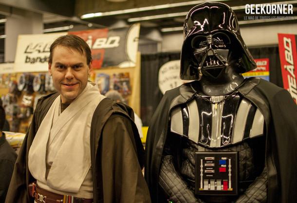 Star Wars - Forteresse Impériale du Québec - Comiccon Montréal 2012 - Geekorner - 009