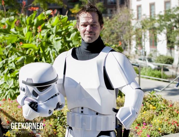 Star Wars - Forteresse Impériale du Québec - Comiccon Montréal 2012 - Geekorner - 010