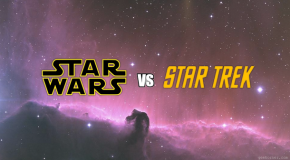 Star Wars vs Star Trek : Qui est le plus fort?