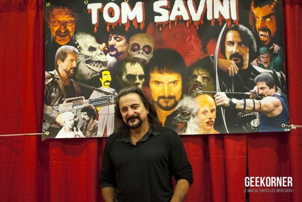 Tom Savini - Comiccon Montréal 2012 - Geekorner - 012