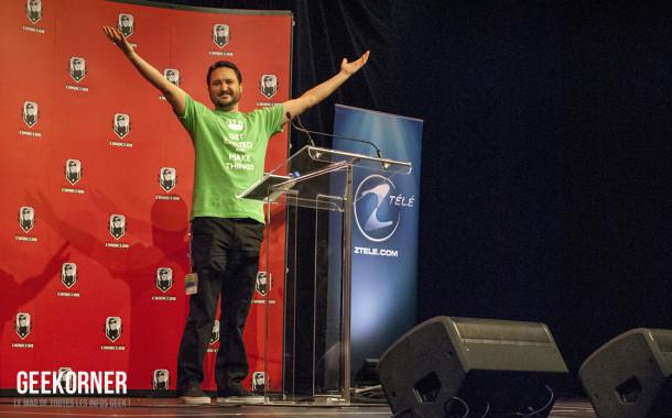 Wil Wheaton - Comiccon Montréal 2012 - Geekorner - 020