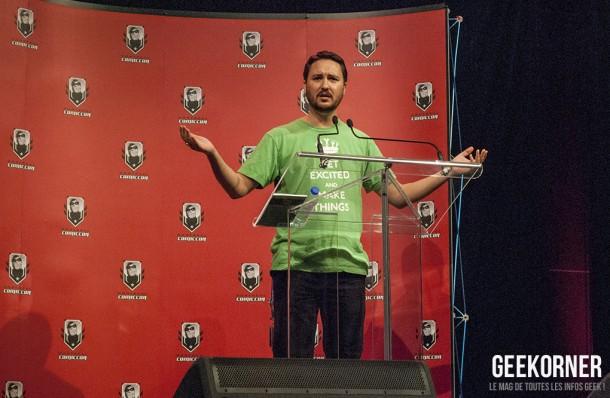 Wil Wheaton - Comiccon Montréal 2012 - Geekorner - 025